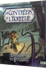 Fantasy Flight Contrée de L'Horreur: Ext. Le Secrets des Pyramides(FR)