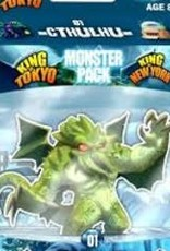 Iello King of Tokyo / New of York: Monster Pack 01 Cthulhu (FR)