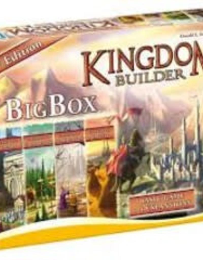 Queen Games Kingdom builder Big Box 2nd Edition (EN)