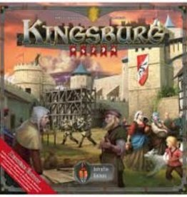 Intrafin Games Kingsburg 2ème Édition (FR)