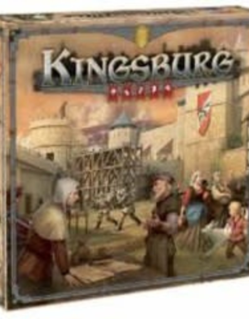 Z-Man Games Kingsburg New Edition (EN)