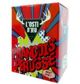 Randolph L'Osti d'Jeu: Ext. Francois Perusse (fr)