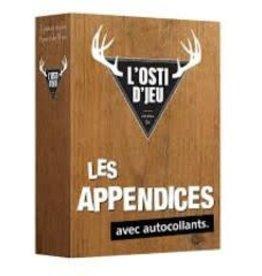 Randolph L'osti d'Jeu: Ext. Les Appentices (fr)
