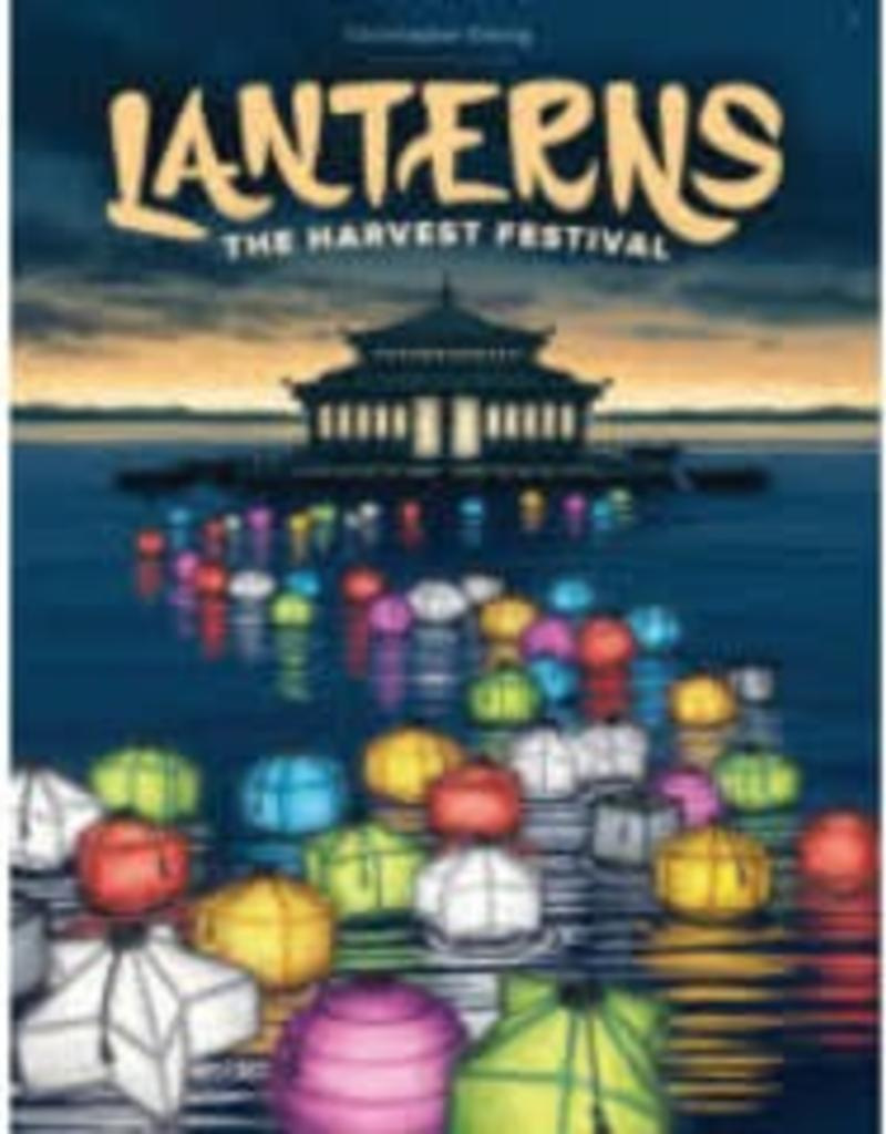 Renegade Game Studio Lanterns: Exp. The Emperor's Gifts (EN)