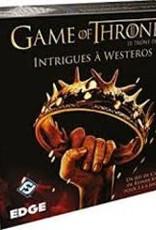 Fantasy Flight Le Trône de Fer - Intrigues à Westeros (FR)