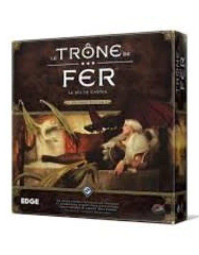 Fantasy Flight Le Trône de fer - Le Jeu de Carte (FR)