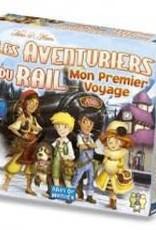 Days of Wonders Les Aventuriers du Rail : Mon Premier Voyage (FR)