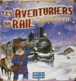 Days of Wonders Les Aventuriers du Rail: Scandinavie (FR)
