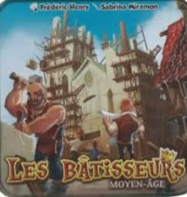 Asmodee Les Bâtisseurs : Moyen-Âge (fr)