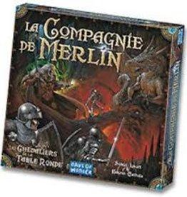 Days of Wonders Les Chevaliers de la Table Ronde: Ext. La Compagnie de Merlin (FR)