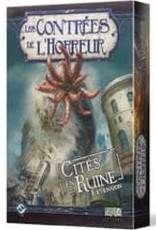 Fantasy Flight Les Contrées de l'Horreur: Ext. Cité en Ruine