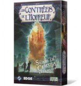 Edge Les Contrées de l'Horreur: Ext. Signe de Carcosa (FR)