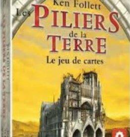 Filosofia Les Piliers de la Terre - Le Jeu de Carte (FR)