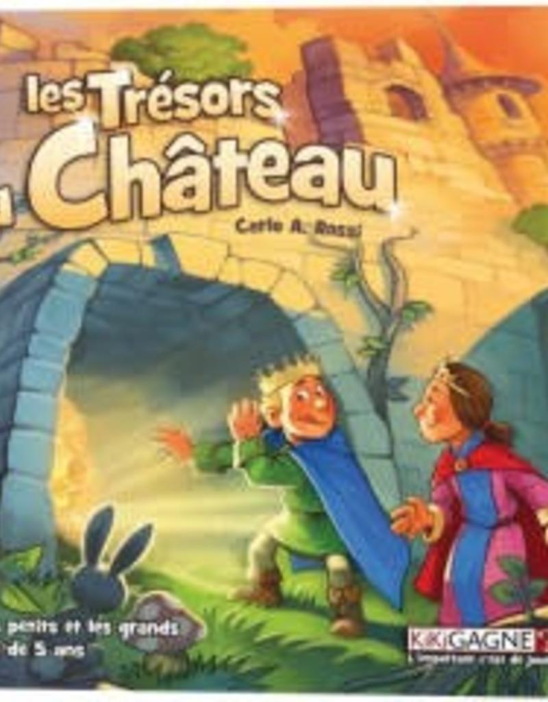 Kikigagne Les Trésors du Château (FR)