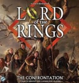 Fantasy Flight Lords of the Rings: The Confrontation (EN)