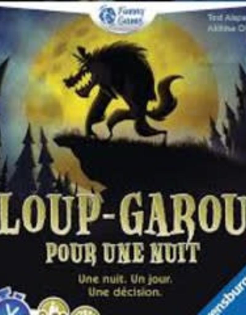 Ravensburger Loup-Garou Pour une Nuit (FR)
