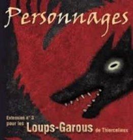 Lui-Meme Loups-Garous de Thiercelicieux: Ext. Personnages (FR)