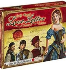 Alderac Entertainment Group Love Letter Premium Edition (EN)