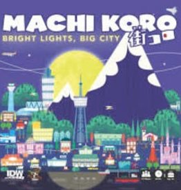 IDW Machi Koro Brights Lights, Big City (EN)