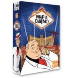 Boite de Jeux Mafia Casino (FR)