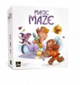 Sit Down Magic Maze (FR)