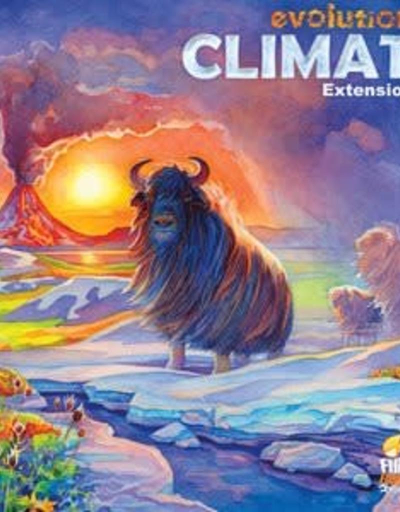 Funforge Évolution: Ext. Climat