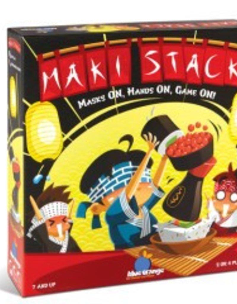 Blue Orange Maki Stack (ML)
