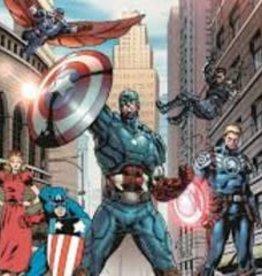 Upper Deck Marvel Legendary: Capt America (EN)