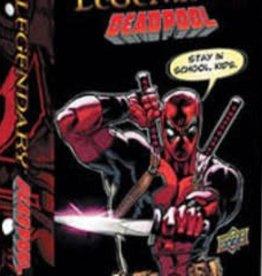 Upper Deck Marvel Legendary: Deadpool Expansion (EN)