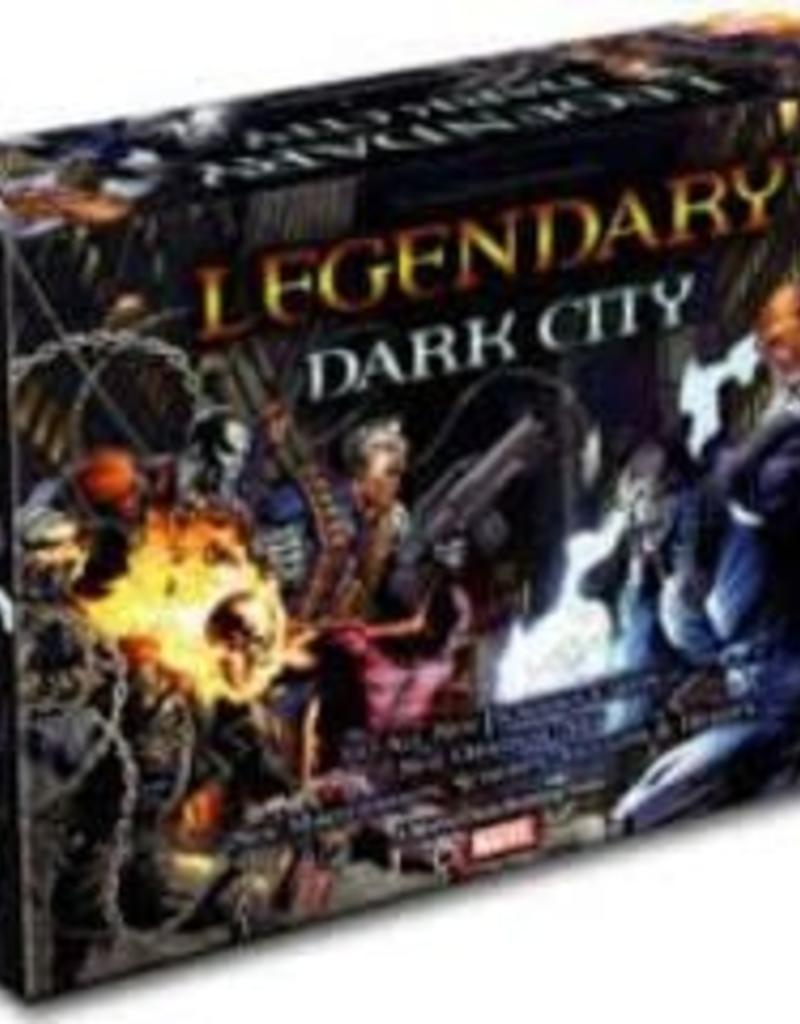 Upper Deck Legendary: Marvel Dark city Expansion (en)