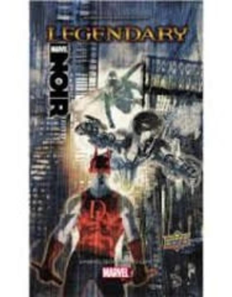 Upper Deck Marvel Legendary: The Noir Expansion (EN)
