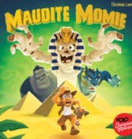 Scorpion Masqué Maudite Momie (FR)