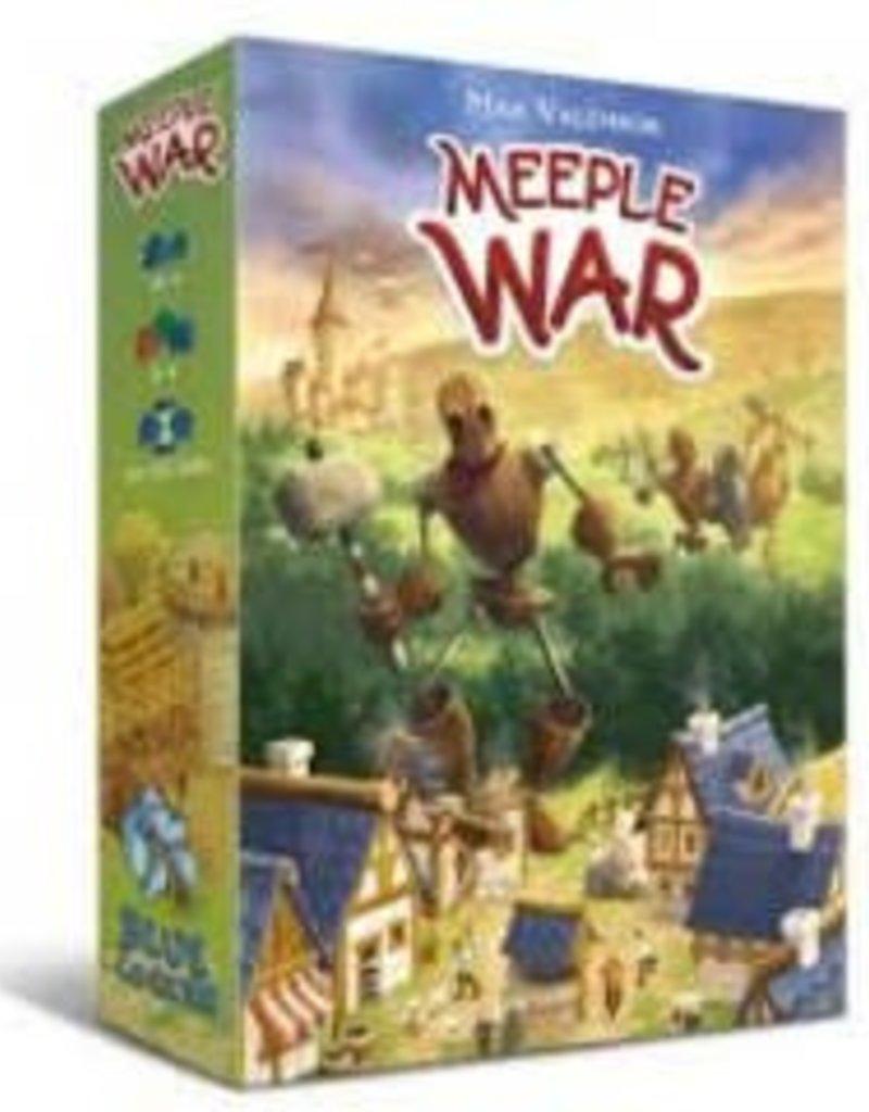 Blue Cocker Meeple War (ML)
