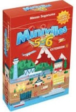 Moonster Games Miniville: Ext. 5-6 joueurs (FR)