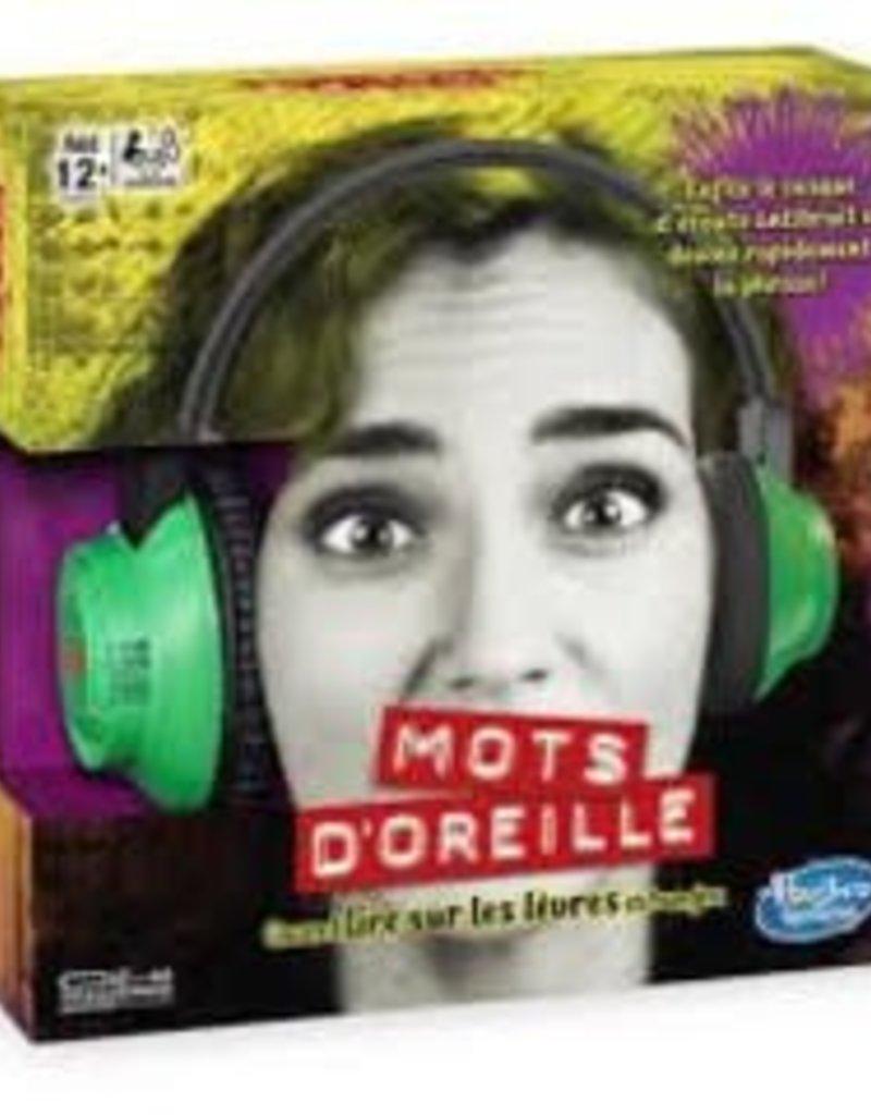Hasbro Games Mot d'Oreille (FR)