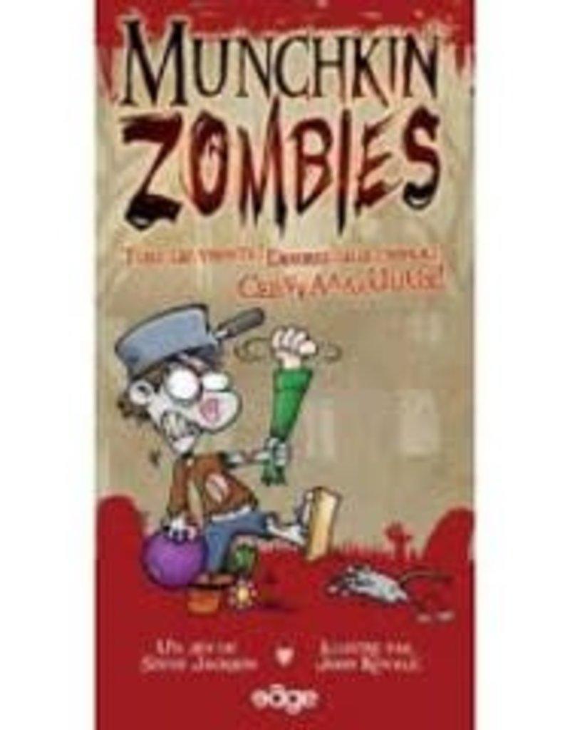 Edge Munchkin Zombies (FR)