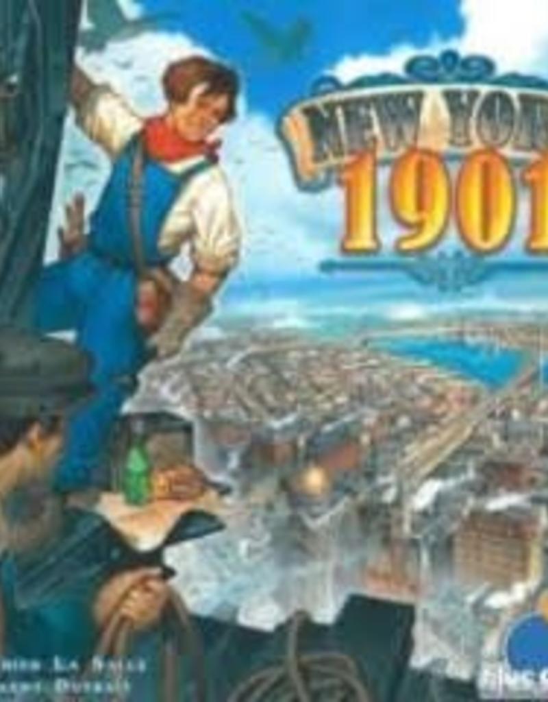 Blue Orange New York 1901 (ML)