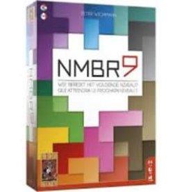 Z-Man Games NMBR9 (FR)