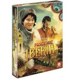 Z-Man Games Pandemic: Ibéria (FR)