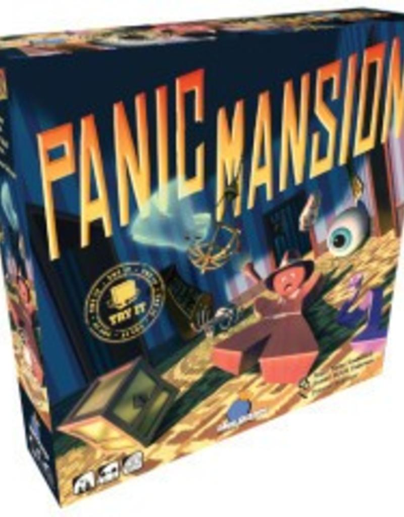 Blue Orange Panic Mansion (ML)