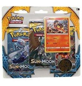 Pokemon Pokemon: Sun & Moon 3 Pack Booster (EN)