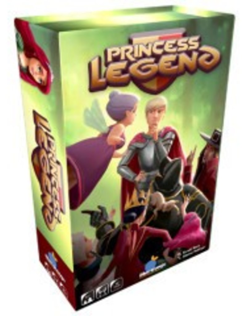 Blue Orange Princess Legend (ML)