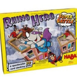Haba Rhino Hero - Super Battle