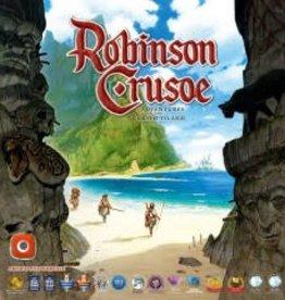 Portal Games Robinson Crusoe: Adventures on the Cursed Island (EN)