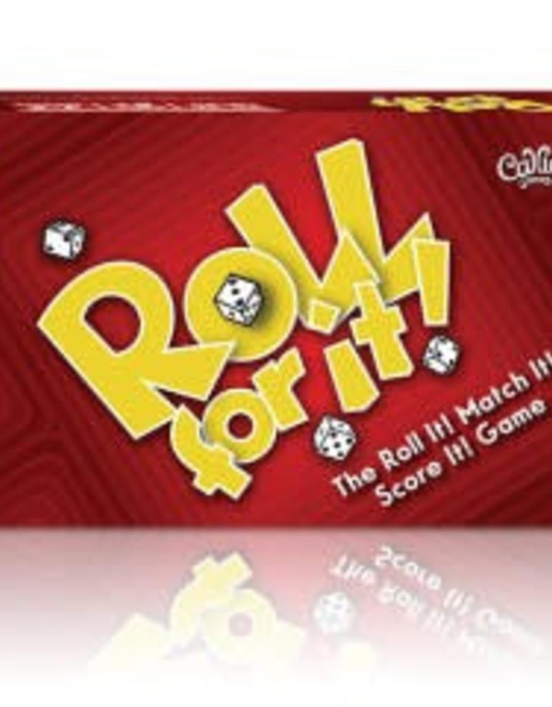 Calliope Games Roll for It, Red Edition (EN)