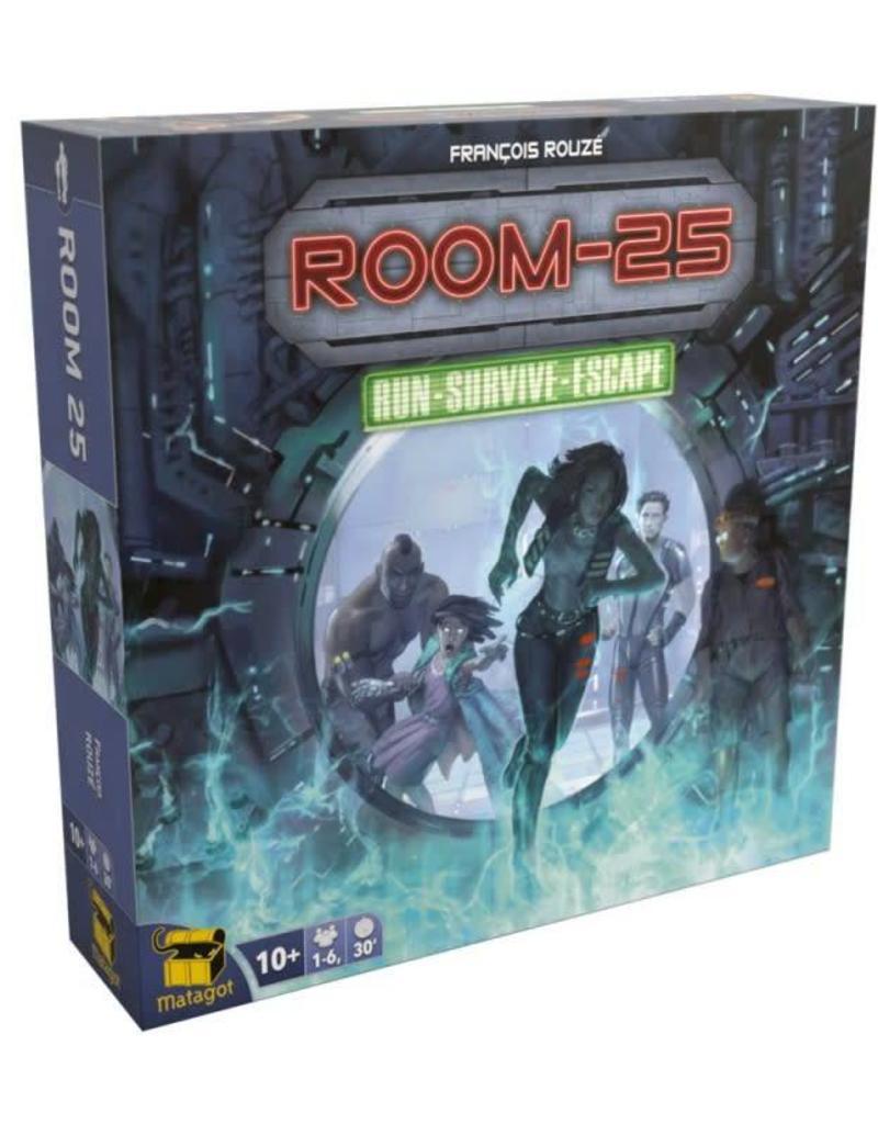 Matagot Room 25 Saison 1 (ML)