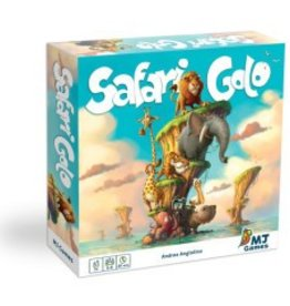 MJ Games Safari Golo (ML)