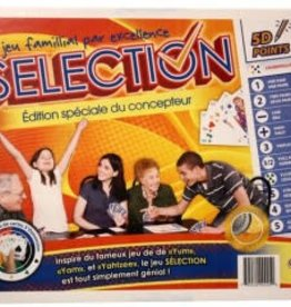 5ieme dimension International inc. Selection (FR)