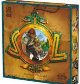 Catch-Up Games Sol - Aventures sur l'île du Soleil (FR)