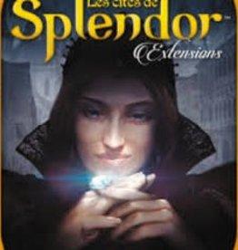 Space Cowboy Splendor: Ext: Les cités de Splendor (FR)
